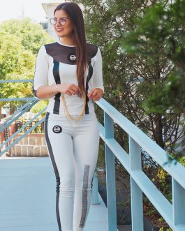 Set Imperial White Fashion L'Ola Bianka